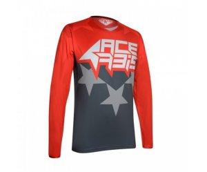 Μπλούζα Acerbis MX X-Flex Starchaser 24323.347 κόκκινο/γκρι