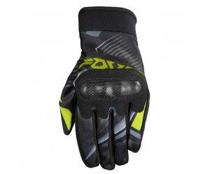 Γάντια MX Fovos Atlas Black/Yellow Fluo