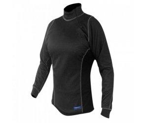 Ισοθερμική μπλούζα Nordcap Antifreeze Jersey Lady μαύρο