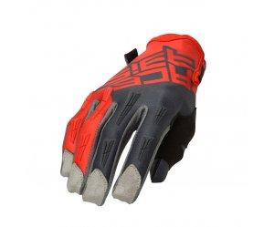 Γάντια Acerbis X-H 23409.347 κόκκινο/γκρι