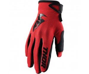 Γάντια MX Thor S20 Sector Red