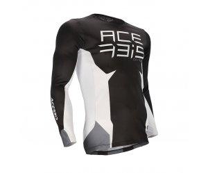 Μπλούζα Acerbis MX J-Track Three Μαύρο/Ασπρο 24776.315