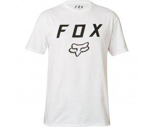 T-SHIRT FOX LEGACY MOTH BASIC ΛΕΥΚΟ