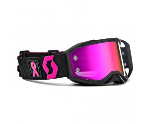 ΜΑΣΚΑ SCOTT PROSPECT LIMITED BCA BLACK/PINK/PURPLE CHROME WORKS