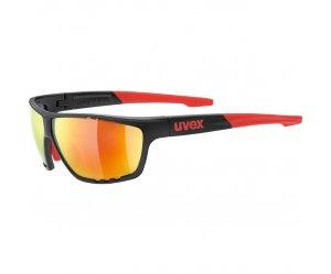 Γυαλιά ηλίου UVEX sportstyle 706 2313 Anthracite Mat Red