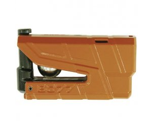 Ηλεκτρονική Κλειδαριά Δισκοφρένου ABUS Granit Detecto X-plus 8077 GD Πορτοκαλί