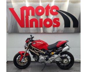 Ducati Monster 796 20th Anniversary 2013