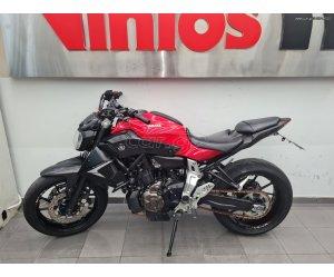 Yamaha MT07 '14 ABS