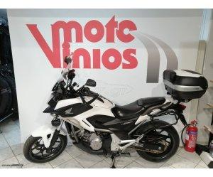 Honda NC700X ABS DCT 2013