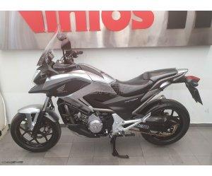 Honda NC700X '13 ABS