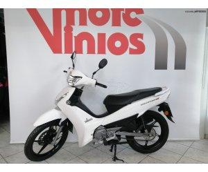 Yamaha Crypton S 115 2021