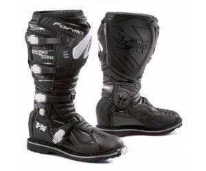 Μπότες Forma Terrain TX Enduro δέρμα μαύρες