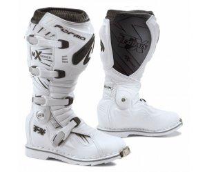 Μπότες Forma Terrain TX δέρμα άσπρες