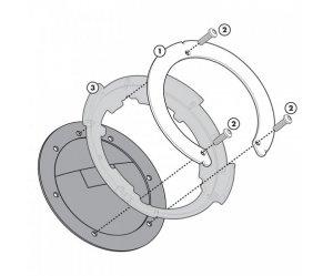 BF05 Σύστημα κλειδώματος σάκου στο ρεζερβουάρ GIVI