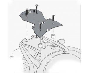 Σχάρα SR3101M_DL650 V-Strom L2 2011 monolock Suzuki GIVI