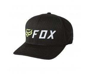 ΚΑΠΕΛΟ FOX APEX FLEXFIT ΜΑΥΡΟ/ΚΙΤΡΙΝΟ