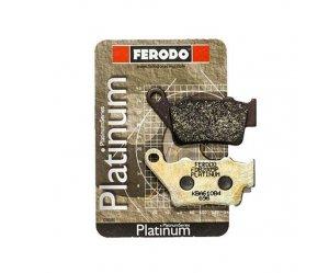Σετ Τακάκια Μοτοσυκλέτας FERODO FDB2005 P(FD0206)