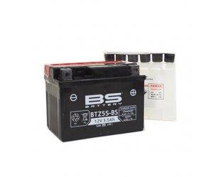 Μπαταρία BS BATTERY τύπου τζελ BTZ5S-BS