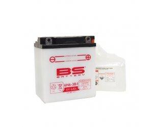 Μπαταρία BS-BATTERY ανοικτού τύπου 6N6-3B-1