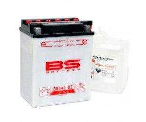 Μπαταρία BS BATTERY ανοικτού τύπου BB14L-B2