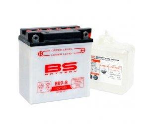 Μπαταρία BS BATTERY ανοικτού τύπου BB9-B