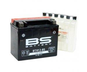 Μπαταρία BS BATTERY κλειστού τύπου BTX12-BS