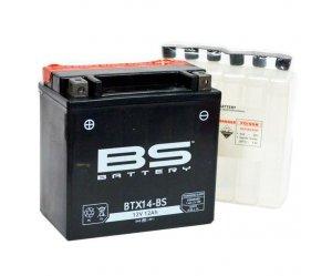Μπαταρία BS BATTERY κλειστού τύπου BTX14-BS
