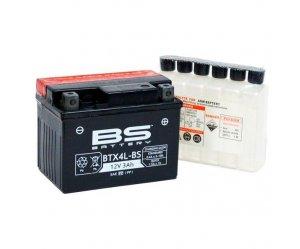 Μπαταρία BS BATTERY κλειστού τύπου BTX4L-BS