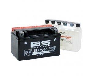 Μπαταρία BS BATTERY κλειστού τύπου BTX7A-BS