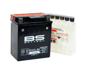 Μπαταρία BS BATTERY κλειστού τύπου BTX7L-BS