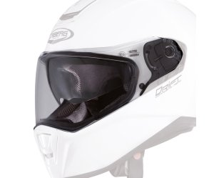 Ζελατίνα Caberg Drift Evo A7555 Διάφανη Αντιχαρακτική