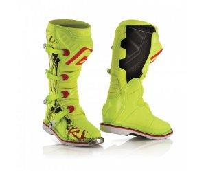 Μπότες Acerbis X-PRO V fluo κίτρινο Vibram® σόλα