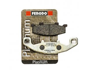 Σετ Τακάκια Μοτοσυκλέτας FERODO FDB481P(FD0108)