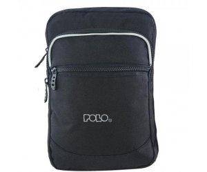 Τσαντάκι ώμου Polo Ex-Bag Black