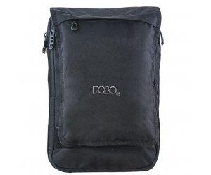Tσαντάκι ώμου Polo Book Black