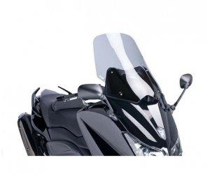 ΠΑΡΜΠΡΙΖ PUIG 6260H V-TECH LINE TOURING SMOKE 590X425MM T-MAX530 12-17