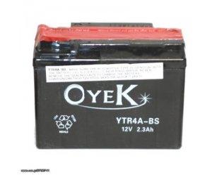 Μπαταρία YTR4A BS Oyek