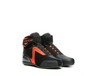 DAINESE ENERGYCA AIR SHOES ΚΑΛΟΚΑΙΡΙΝΑ ΜΠΟΤΑΚΙΑ BLACK / Fluo Red