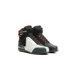 DAINESE ENERGYCA AIR SHOES ΚΑΛΟΚΑΙΡΙΝΑ ΜΠΟΤΑΚΙΑ BLACK / White / Lava Red