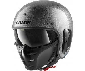SHARK S-DRAK 2 Κράνος SSX Silver Glitter