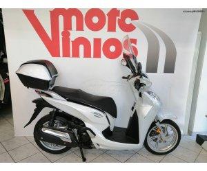 Honda SH 300i 2016 ABS KEYLESS ΛΕΥΚΟ