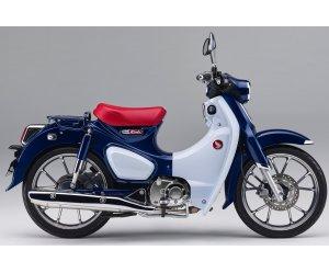 Honda Iconic Super Cub C125