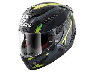 ΚΡΑΝΟΣ SHARK RACE-R PRO CARBON ASPY Carbon / Ανθρακί / Κίτρινο