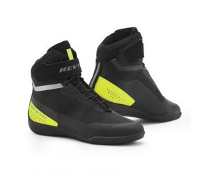 Rev'it Μποτάκια Mission Black / Fluo Yellow