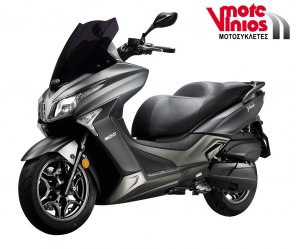 Kymco Xtown 300 Special