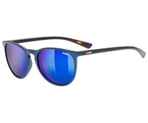 ΓΥΑΛΙΑ ΗΛΙΟΥ UVEX LGL 43 S5320484616 HAVANNA/MIRROR BLUE