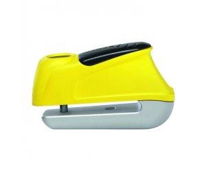 Κλειδαριά δισκοφρένου Abus Trigger 345 Yellow + Alarm