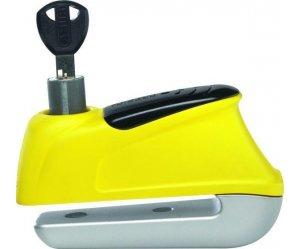 Κλειδαριά δισκοφρένου Trigger 350 Yellow + Alarm