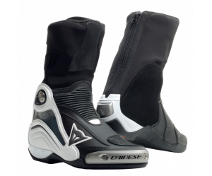 Dainese Μπότες Axial D1 Racing Black / White
