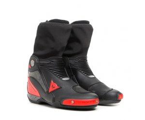 Dainese Μπότες Axial D1 Gore-Tex Black / Lava Red